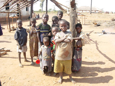 Impressioni dallo zambia